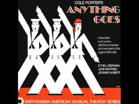 Anything Goes Overture