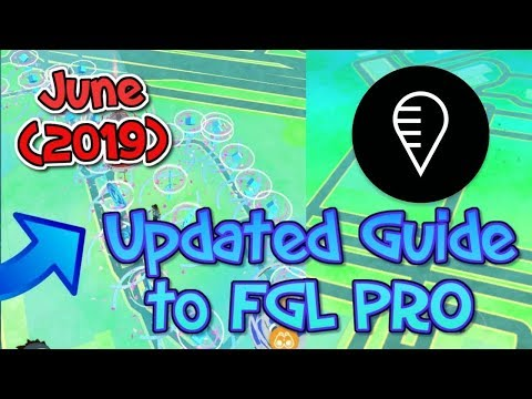 How to use FGL PRO for Pokemon GO! (June 2019)