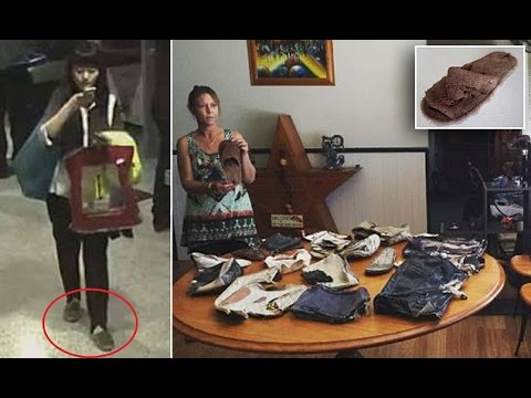 Malaysia Airlines flight MH370 Woman finds a slipper she says belongs to 'Cinderella'   a passenger