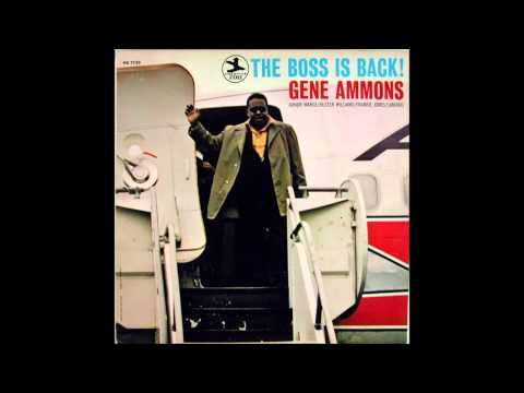Gene Ammons here's that rainy day