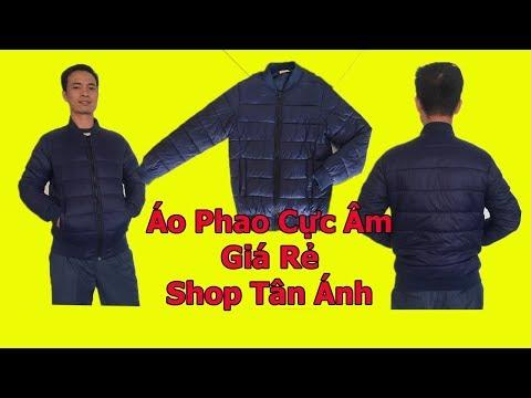 Áo Phao Áo Béo Cực Ấm Giá Rẻ Shop Tân Ánh 0916579838