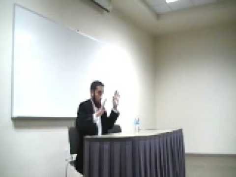 Divine Speech with Nouman Ali Khan (Part 2)