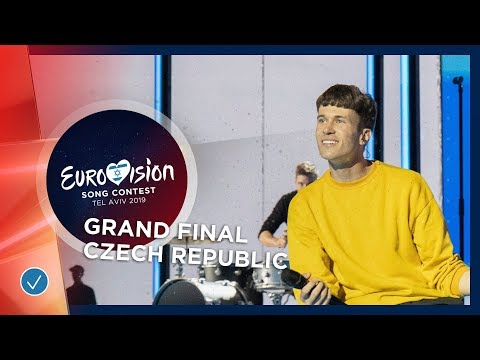 Czech Republic - LIVE - Lake Malawi - Friend Of A Friend - Grand Final - Eurovision 2019
