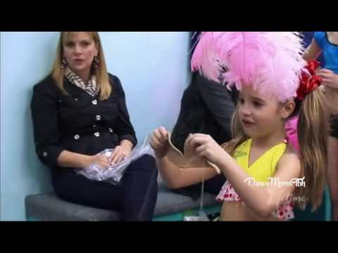 Dance Moms: Abby thinks ALDC should look Naked (S2, E09)