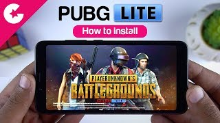 How To Install PUBG Mobile LITE in Any Country! (Simple Steps)
