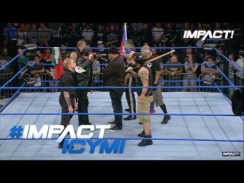 oVe & LAX Face to Face First Time Since Barbed Wire Massacre | IMPACT! Highlights Feb. 1st, 2018