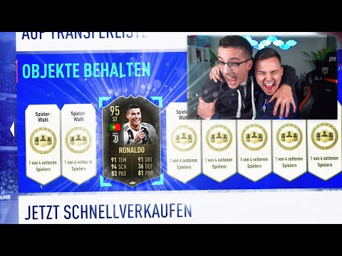 FIFA 19: XXL PLAYER PICK PACKS PACK BATTLE vs BOSSIO 🔥