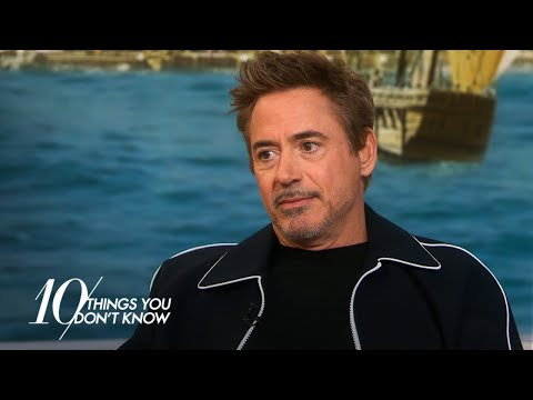 Robert Downey Jr.'s Malibu Mansion Is Nearly as Cool as Iron Man's | 10 Things You Don't Know | E!