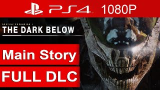 Destiny The Dark Below Walkthrough Part 1 (ALL DLC MISSIONS) [1080p HD  PS4] - No Commentary