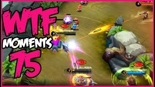 Mobile Legends WTF Moments Episode 75