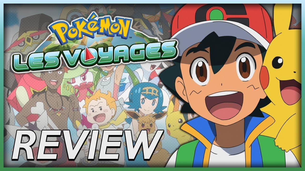Download SACHA retourne à ALOLA | REVIEW - Pokémon, Les Voyages (Épisode 37)