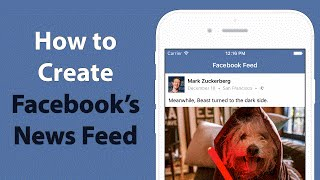 Swift: How to create Facebook News Feed (Part 1) - UICollectionView, NSLayoutConstraint