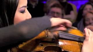 Sarah Chang - Prokofiev Violin Sonata No. 2 (4th mvt) & Paganini Cantabile