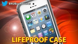 LifeProof iPhone 5 Case Installation and Review