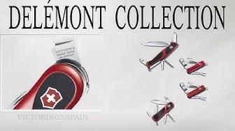 VICTORINOX DELEMONT COLLECTION 2014