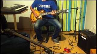 Tribal Seeds - In Your Eyes Cover with Loop Pedal