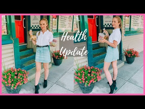 HEALTH UPDATE: Weight Loss + Iodine Deficiency!?