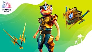New ATLANTEAN FISHSTICK in Fortnite Item Shop! (Season 3)