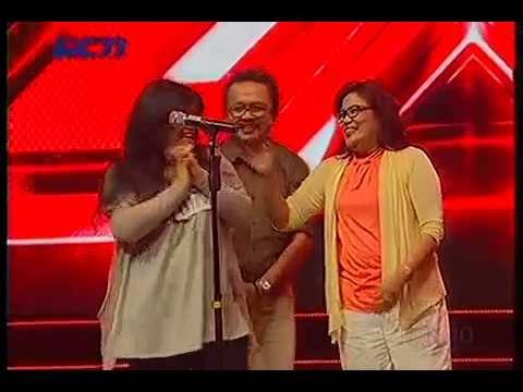 X Factor Indonesia - Tak Gendong Versi Jazz