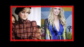 No solo es sobrina de la Princesa Diana; Kitty Spencer también es idéntica a ella