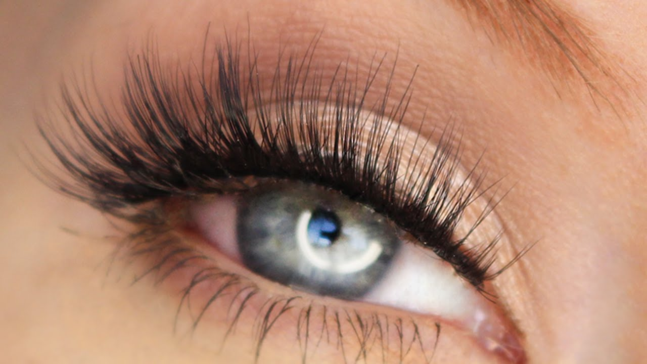 New 3d Synthetic False Eyelashes Fluffy Natural Looking Youtube
