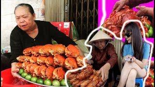 Đây là hành động đẹp của cô gái Việt kiều Mỹ || Tặng quà cho Dì 3