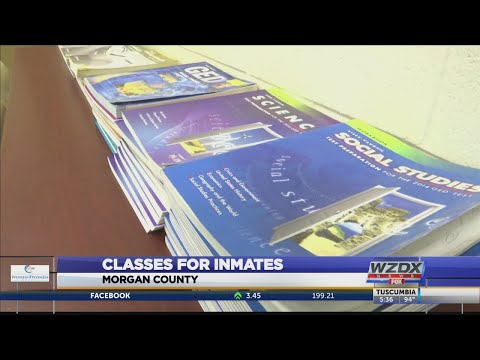 Morgan County Jail education program one of state's largest