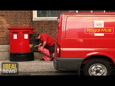 UK's Royal Mail Privatized and Sold to Investors