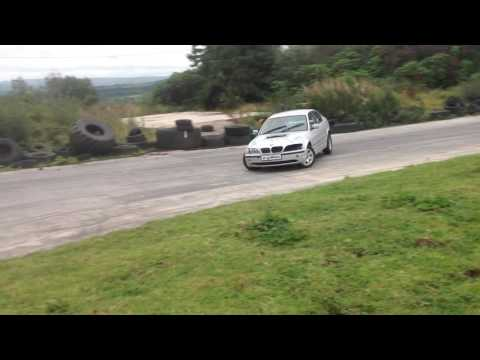 Bmw 323i drifting Joe O'Connor