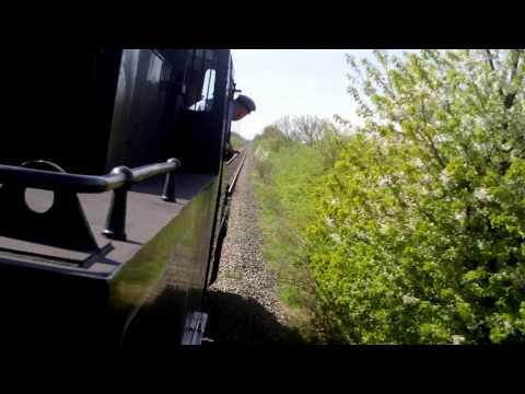 GREAT CENTRAL RAILWAY NOTTINGHAM RUDDINGTON TO LOUGHBOROUGH JUNCTION PART 1