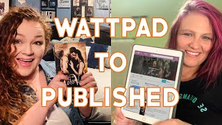 Wattpad to Published