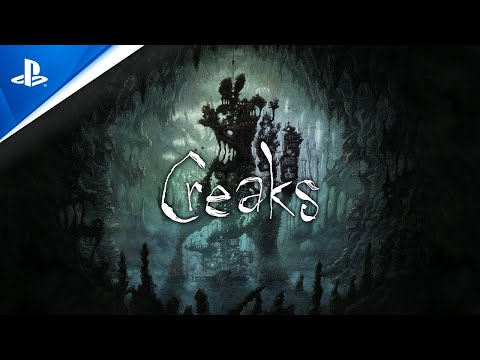 Creaks - Gameplay Trailer | PS4