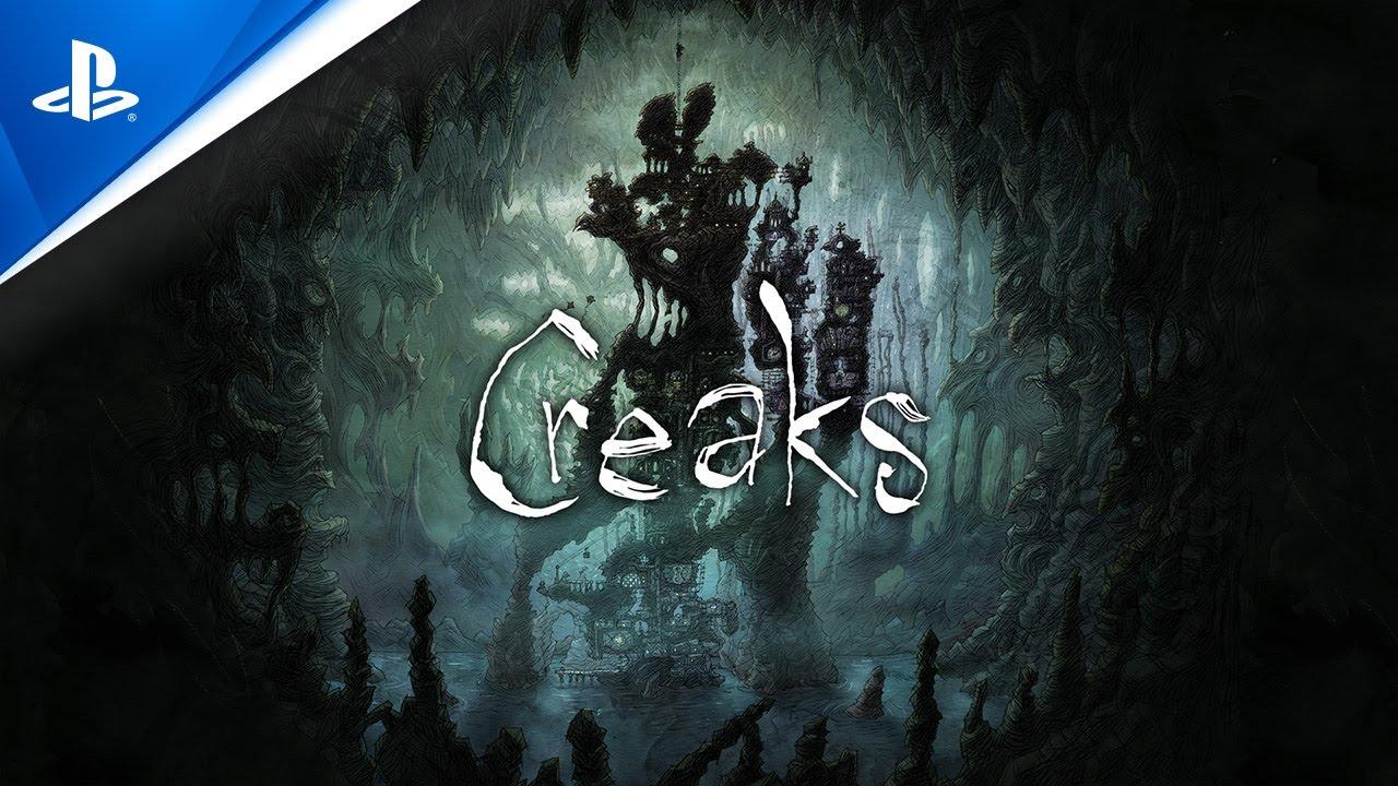 Download Creaks - Gameplay Trailer | PS4
