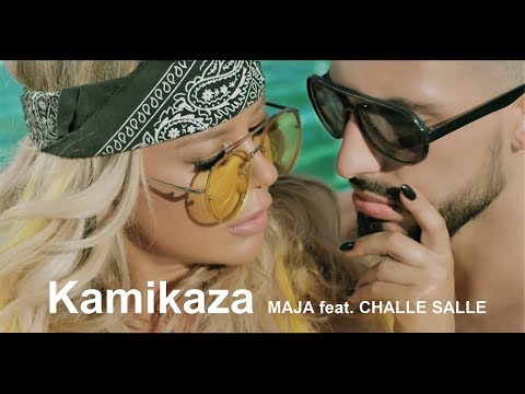 Maja Šuput feat. Challe Salle - Kamikaza (official video)