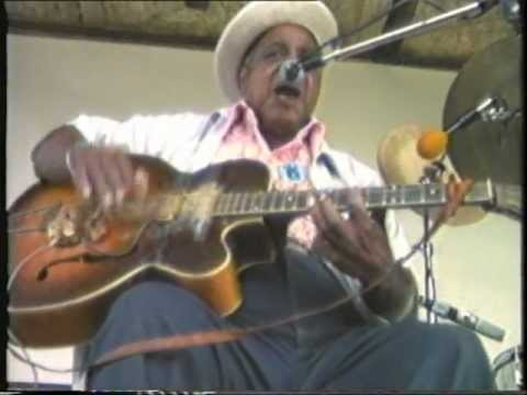 Big Joe Williams 1980