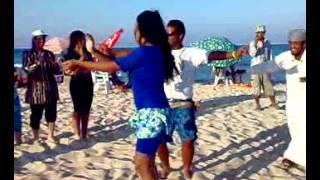 رقص علي البحر ليبي