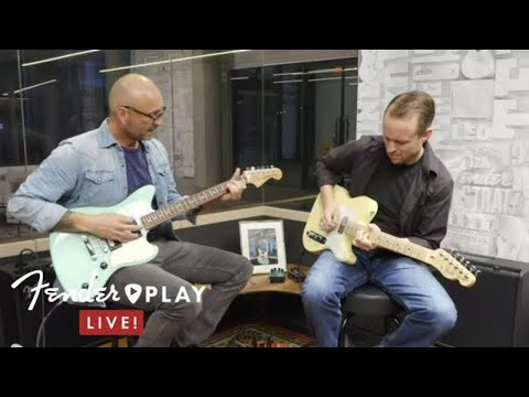 Fender Play LIVE: Easy Ways To Innovate: Sparking Creativity | Fender Play | Fender
