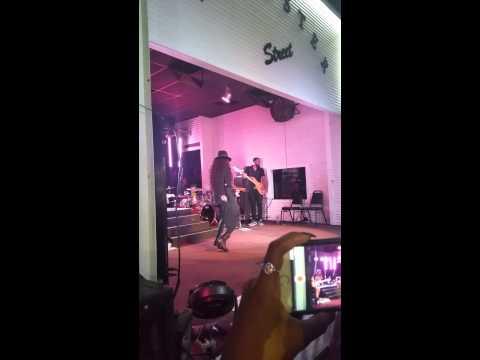Ciara dancing to MJ - Jackie Tour