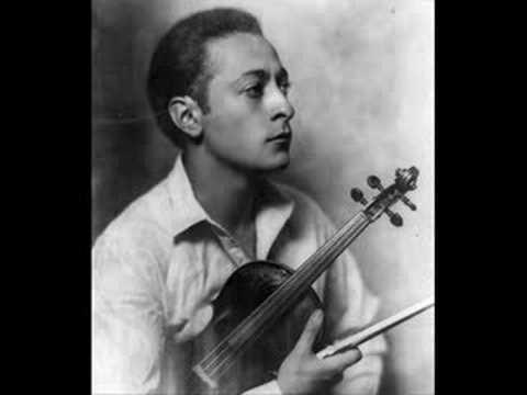 1-Heifetz playing Brahms Sonata 1