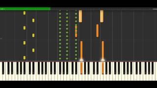 Sviridov - Time, forward(synthesia)