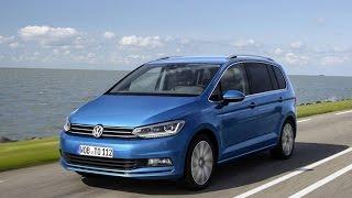 видео Volkswagen Touran минивен 1.9(105) МКПП6-2005 - отзыв владельца № 582 » Автомобильные новости - статьи, обзоры