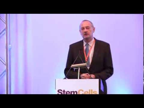 Geert Cauwenbergh of RXi on investing in early stage biotech at Stem Cells & RM Congress 2013