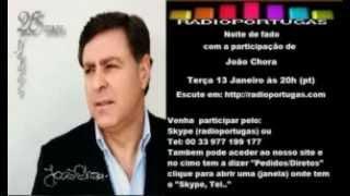 João Chora na Noite de fado no 13 01 2015