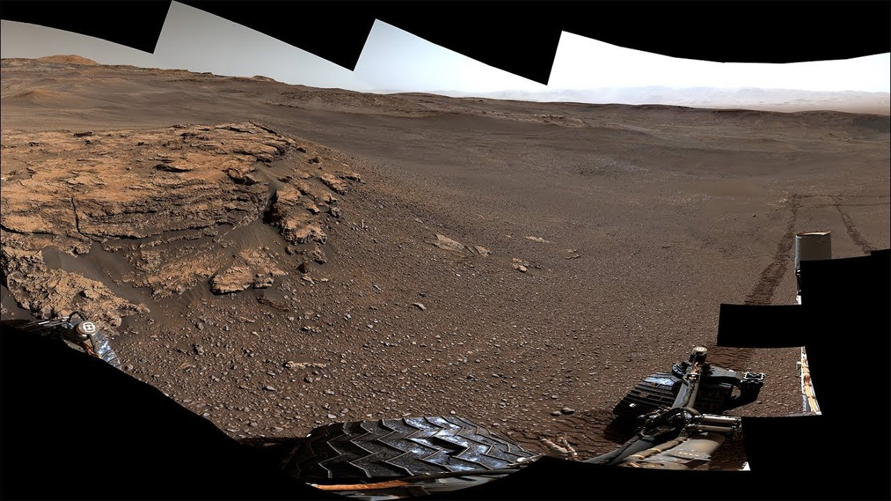 New Finds for Mars Rover, Seven Years After Landing – NASA's Mars