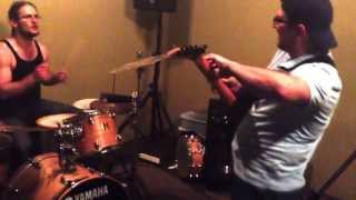 Crazy Guitar & Drum Solo featuring Black Sabbath Paranoid and Ozzy Osbourne Bark at the Moon