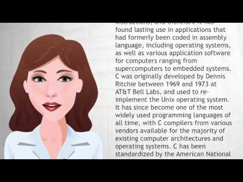 C programming language - Wiki Videos