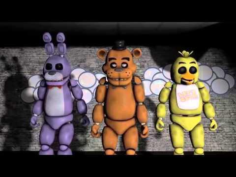 Five Nights At Freddy's   Cinco Noites No Freddy's   Musica