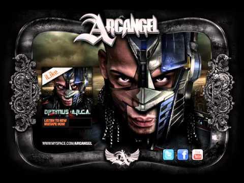 Arcangel - Lo Mio Es Cantar (Optimus A.R.C.A) (The Mixtape)