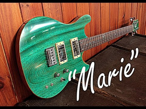 """Marie"" seymour duncan sh4 + sh2 - jb and jazz model"