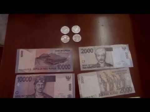 Indonesian Money. Indonesian Rupiah